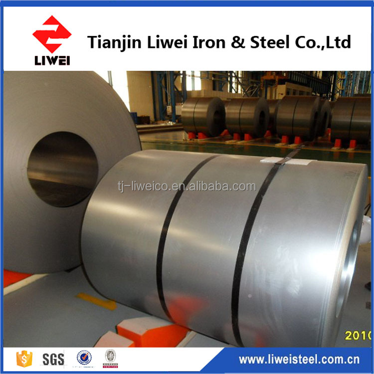 chromated oiled galvanized steel sheet coils / slits / sheets