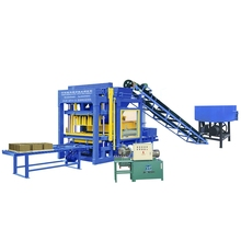 ZCJK QTY4-25 Best Selling Construction Equipments Hollow Block Making Machine In Philippines