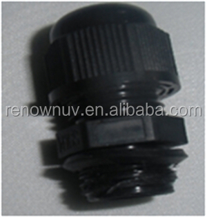 Waterproof Connectors for Electronic Ballasts
