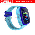 New Arrival 1.22 Inch Touch Screen IP67 Waterproof GPS/LBS Dual Positioning Kids GPS Watch