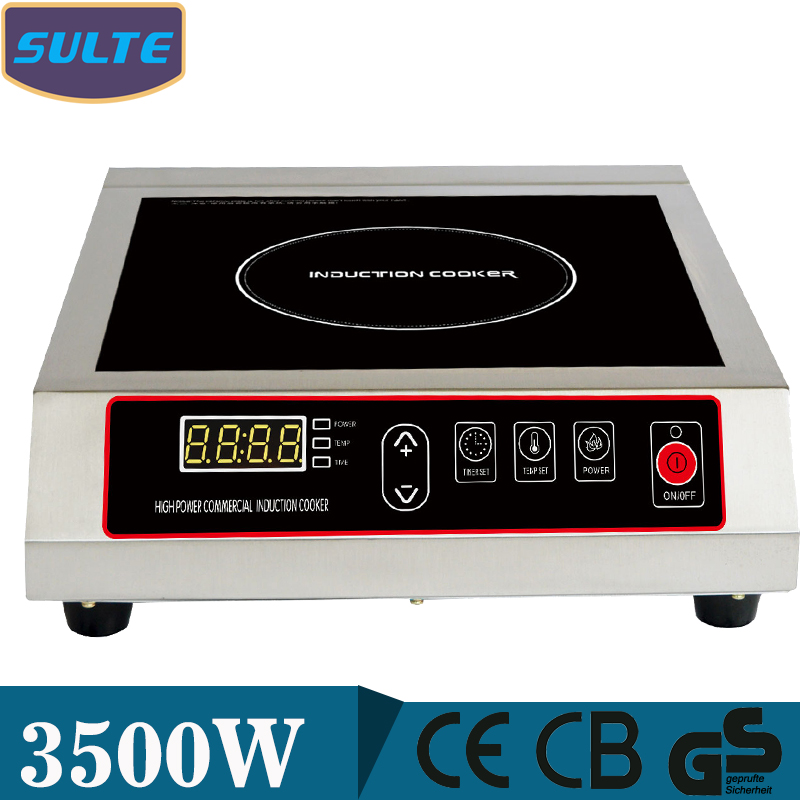 Burner Sensor Touch Microcomputer Induction Cooker Range