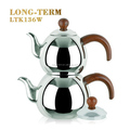 LTK136W Double Tea Kettle