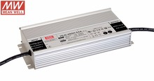 Mean Well 480W Constant Voltage + Constant Current LED Driver 1~10VDC PWM resistance dimmable LED Driver HLG-480H