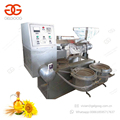 Stainless Steel Palm Oil Extraction Groundnut Oil Processing Peanut Oil Pressing Machine