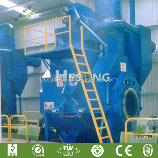 Used Shot Blasting Machine/High Quality Shot Blast Machine/Steel Pipe Making Machine/