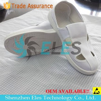 China Cleanroom Antistatic Safety Shoes