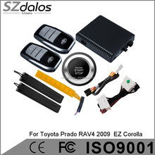 PKE Keyless Entry / Start PKE Push Button /Engine Start Stop System for Universal Car
