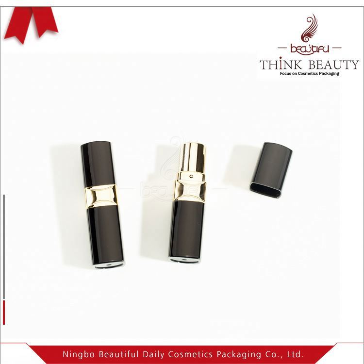 Hexagon plastic lipstick tube
