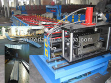 Factory wholesale standing seam metal roof machine/ clip lock roof sheet forming machine/Customize roofing machine