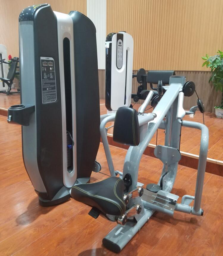 LAND FITNESS Professional Gym Use Equipment Italian Fitness Equipment Seated Row