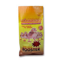 PP woven polypropylene high quality barley cattle, poultry feed bags for sale