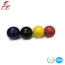 50mm solid rubber bouncy balls