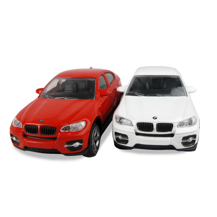 Rastar 1:43 BMW X6 die cast toy car
