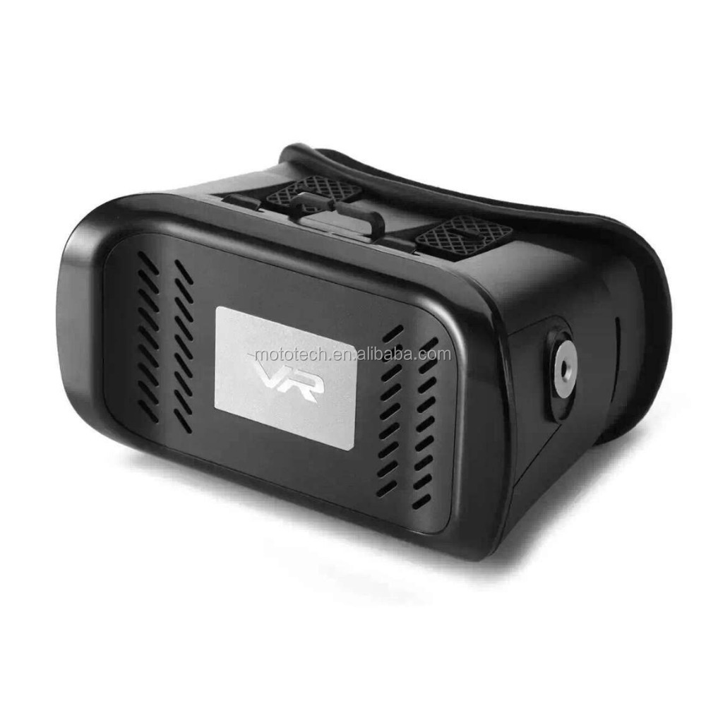 2015 New VR BOX Virtual Reality 3D Glasses For Samsung S6 S5 S4 For HTC For Sony