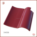 Chinese Wholesale Manufacturer Red Glazed Spanish Roof Tile