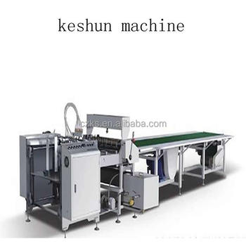 QZD series Folder Gluer & folding and gluing machine