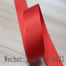 BSD RED High quality webbing 100% nylon stockings for Bags/ Garment/ Home Textile