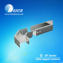 Galvanized cable trunking Elbow(UL,CE)