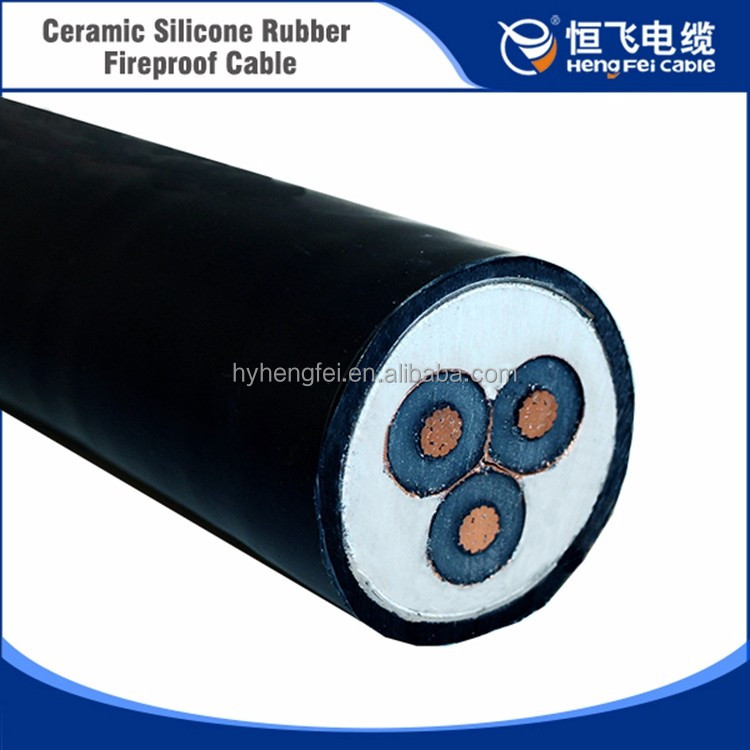 Top Level mineral insulation pvc fireproof cable