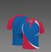 Wholesale sublimation 100 polyester sports t shirts