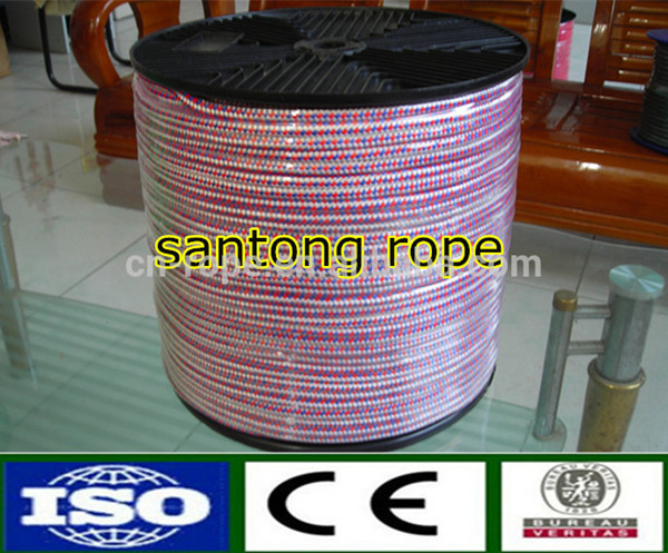 8mm polypropylene thick cotton rope for sale