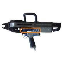 Specialty nailer Type and Pneumatic Power Source hog ring gun for Gabion