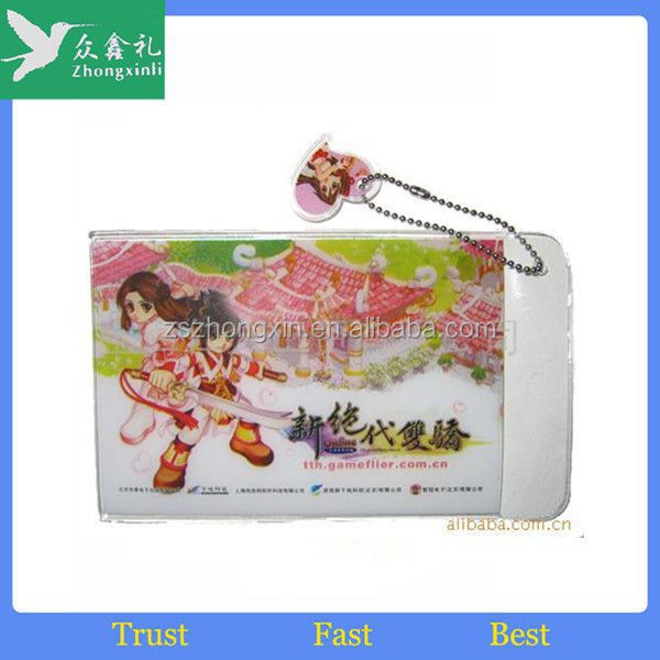 Pvc Card Holder/passport holder