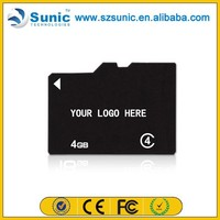 2GB 4GB 8GB 16GB 32GB 64GB 128GB 512GB 100% full capacity memory card factory price