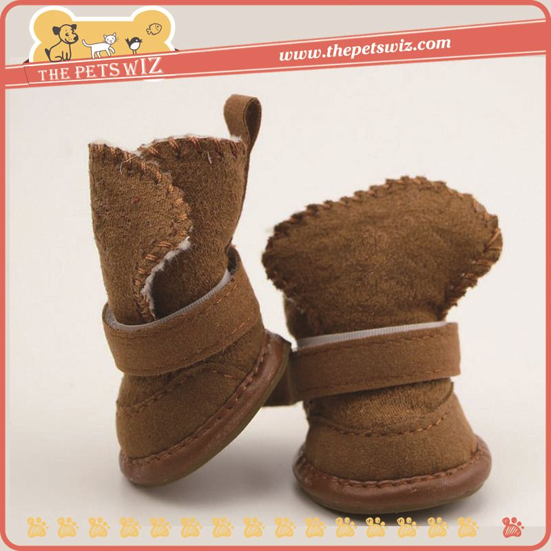 Pet bed shoes p0wBD plush white dog slippers for sale
