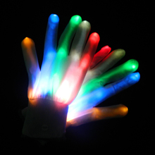 Fashion Party Supply LED Gloves Light up Your Hands