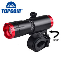 Hi-low-strobe Multui-functional LED Safty Bicycle Light LED Front Bike Light