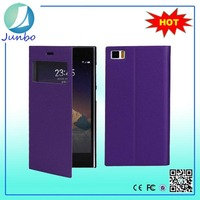 High Quality Custom Wallet Flip Leather Case for xiaomi mi3