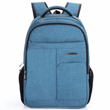 China manufacture accept ODM and OEM Laptop backpack waterproof nylon backpack bag for college <strong>school</strong>