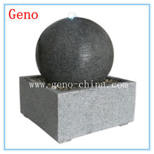 big ball polyresin water fountain indoor Tabletop Rolling Ball Water Fountain