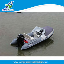 China CE Certificate Manufacturer Inflatable RIB Boat
