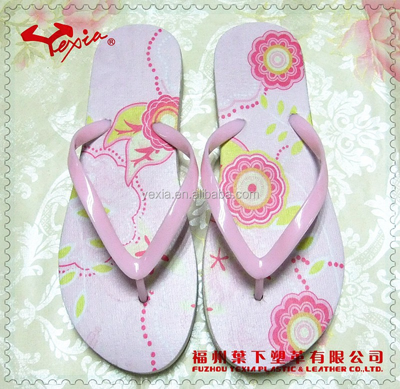 Fancy spa sandal for women