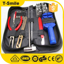 Electronics 16 pcs professional supplier watch repair tool kit