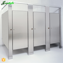 Cardboard Honeycomb Core Stainless Steel Bathroom / Toilet Stall Partitions