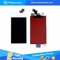 2016 Big Sale!!! Mobile phone lcd for iphone 5 lcd digitizer, for iphone 5 lcd digitizer