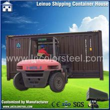 Multifunctional foldable shipping container house for rent