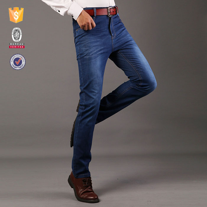 Wholesale high quality 5 pockets jeans wear for men