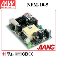 10W 5V 2A SMPS Circuit NFM-10-5 Meanwell Open Frame Switching Power Supply