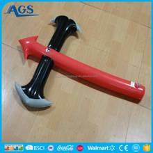 Cheap Kid Inflatable Ax toy plastic axe toy for wholesale