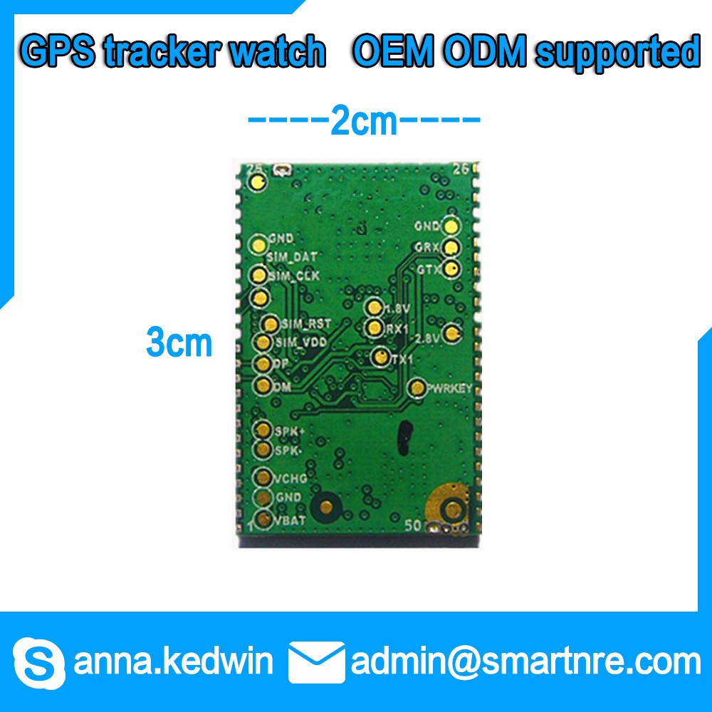 OEM ODM supported smart watch <strong>pcb</strong> design