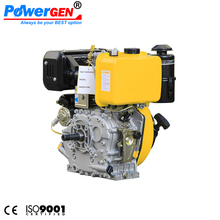 EPA Approved!!! POWERGEN Air Cooled Electric Start 186F Single Cylinder Diesel Engine 10HP