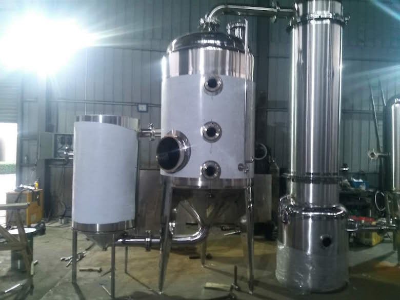 WZ single-effect Forced Circulating Evaporator