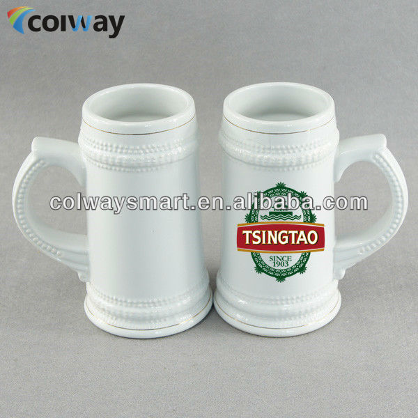 22oz Sublimation Beer Stein