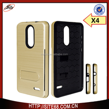 Smooth tpu mobile phone case for ZTE Grand X4