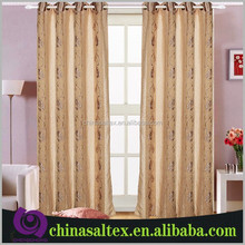Wholesale High Qualtiy Jacquard Black Out Curtain Fabric, Jacquard Curtains