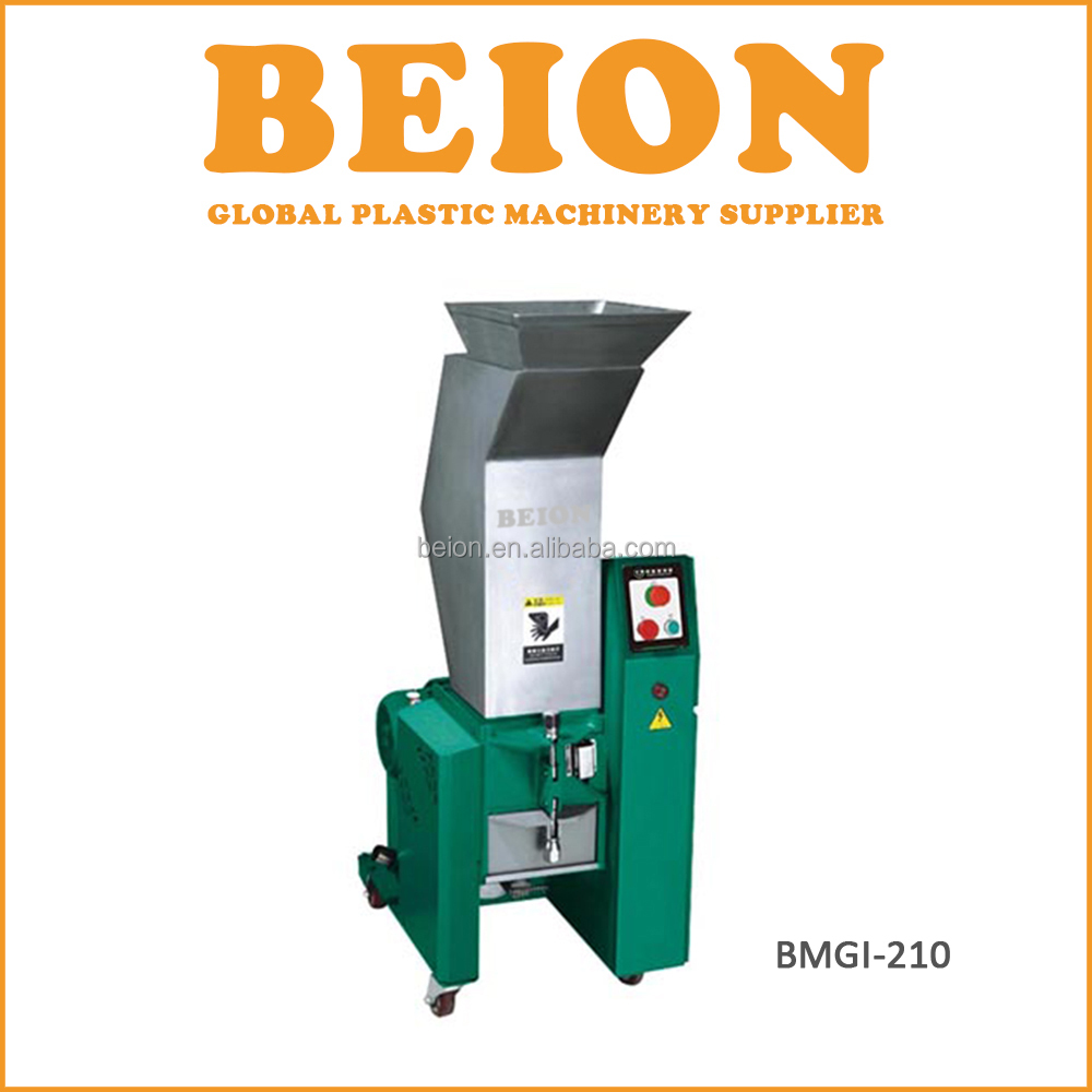 BEION small plastic crusher/granulator for injection molding machine for El Salvador